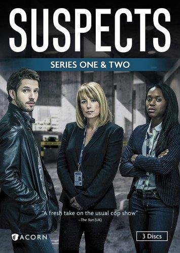 Suspects - Series 1+2
