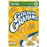 Cereales Nestlé Golden Grahams - Cereales de maíz y trigo tostados - 12 paquetes x 420g