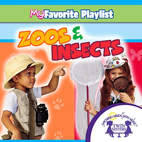 Zoos and Insects audiobook cover art