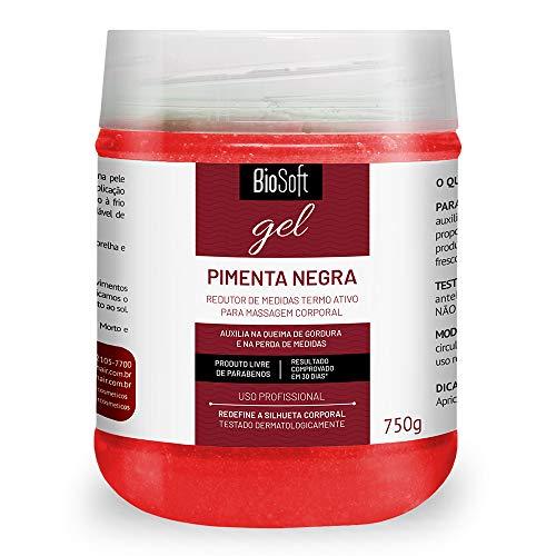 Gel Pimenta Negra Bio Soft, Soft Hair