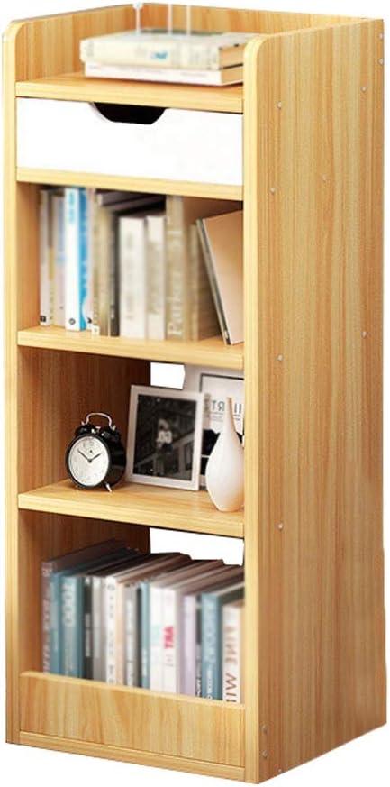Simplicity 4-Layer Bookshelf Ranking TOP3 Magazine Stratification Drawer Bargain Rack