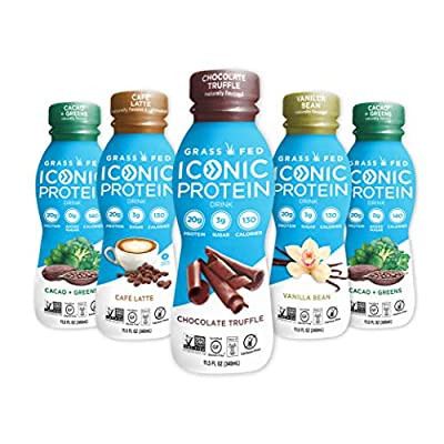 Iconic Protein Drinks, Sample Packs