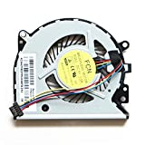 KBR Replacement CPU Cooling Fan for HP X360 Envy 15-u 15-u011d 15-u010dx 15-u483cl 15-u010dx Pavilion 13-a010dx Series Laptop,PN: 776213-001 779598-001 776215-001