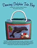 Dancing Dolphin Tote Bag: Plastic Canvas Pattern (English Edition)