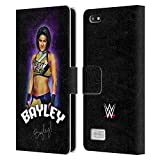 Official WWE Release Your Inner Bayley Leather Book Wallet