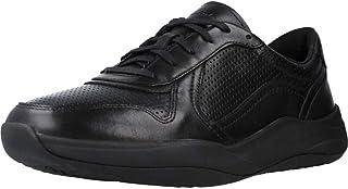 حذاء انيق للرجال من كلاركس - قياس, (اسود), 8 UK