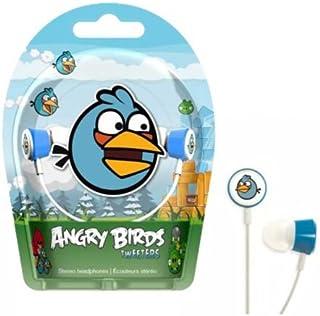 Gear 4 Angry Birds Blue Bird in-Ear Tweeters Blue Bird