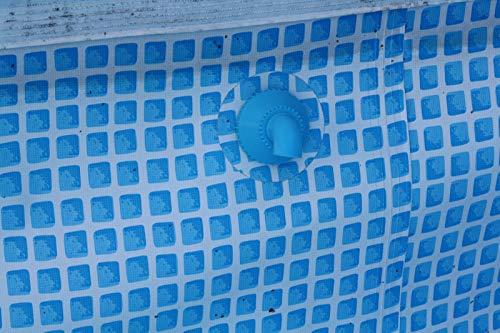 Der Grillkasper Pool Ausströmer 4 teilig Düse drehbar Pool Poolzubehör Intex Bestway