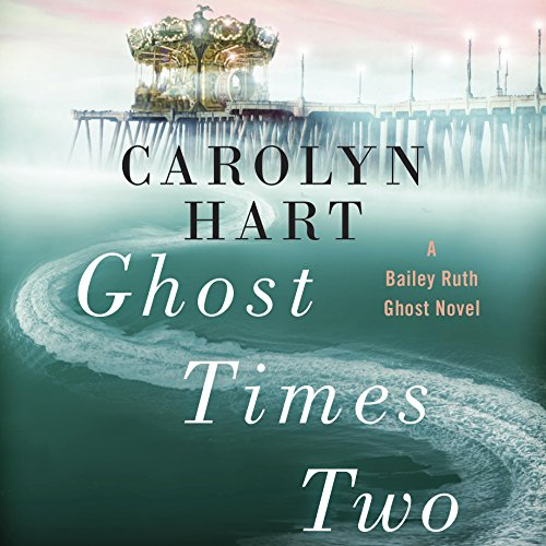 Ghost Times Two audiobook cover art