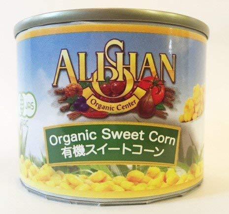 Alishan スイートコーン缶スモール 125g ×6セット