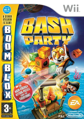 [Import Anglais]Boom Blox Smash Bash Party Game Wii