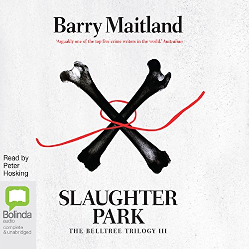 Slaughter Park cover art