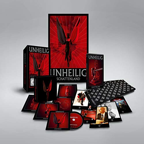 Schattenland (Limited Deluxe Box)