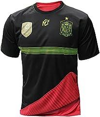 Selección española de fútbol, Camiseta oficial reversible