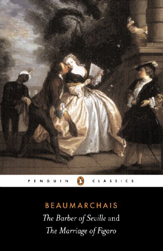 The Barber of Seville and The Marriage of Figaro (Classics) (English Edition)