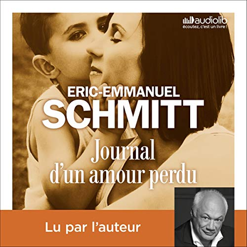 Couverture de Journal d'un amour perdu