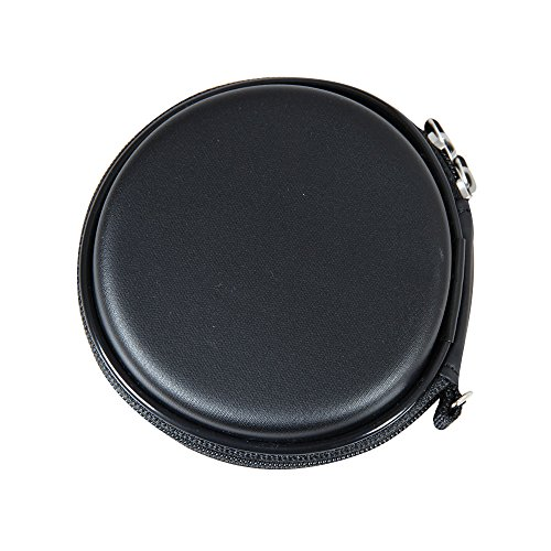 Hermitshell Hard Travel Case Fits Hussar Magicbuds/Powerbeats 2 / Panasonic ErgoFit/Bose SoundSport/SoundPEATS QY7 / Jaybird Freedom Sprint Bluetooth Headset BBX1MB BlueBuds X Sport Headphones
