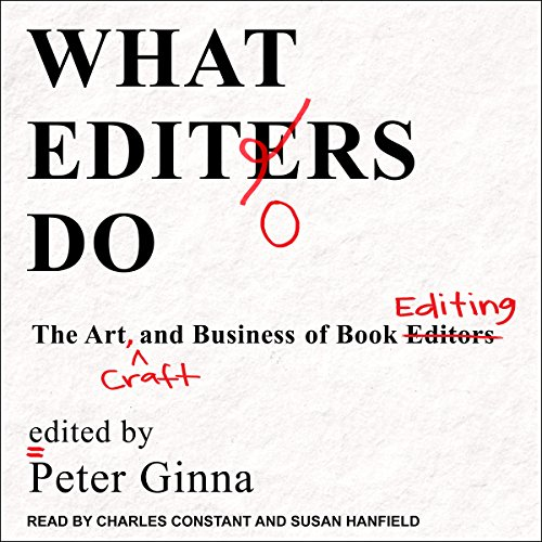 What Editors Do cover art