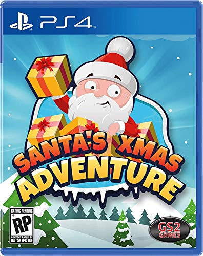 Santa's Xmas Adventure Complete Edition - PlayStation 4