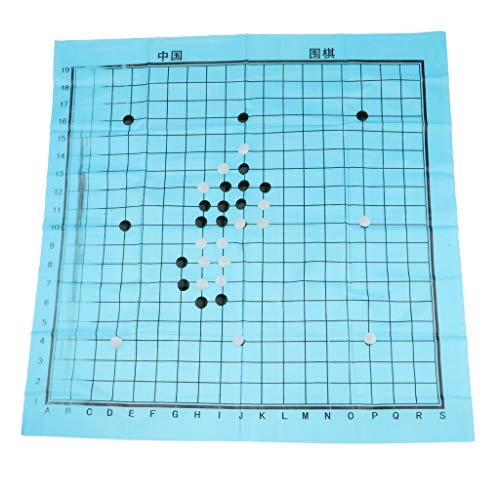 Folding Chinese Go Gobang Spiel, Strategiespiel Brettspiel