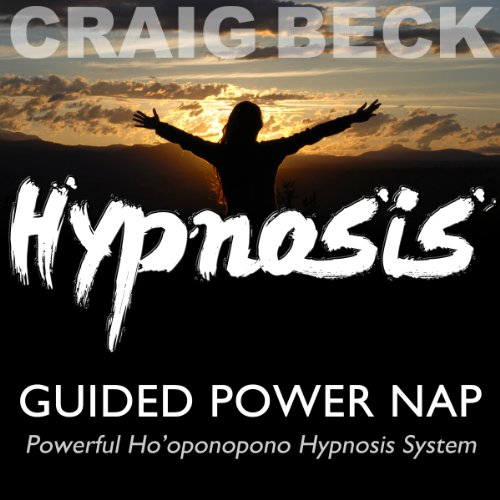 Guided Power Nap audiobook cover art