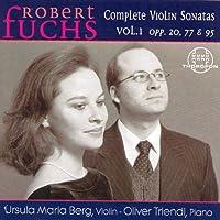 Fuchs: Complete Violin Sonatas