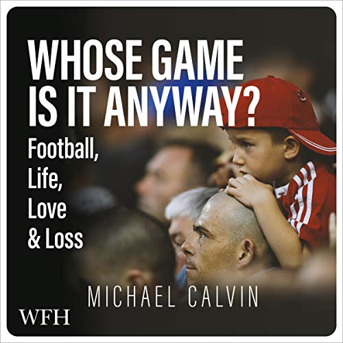 Whose Game Is It Anyway? cover art