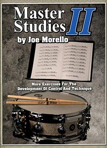 Master Studies II [Lingua inglese]