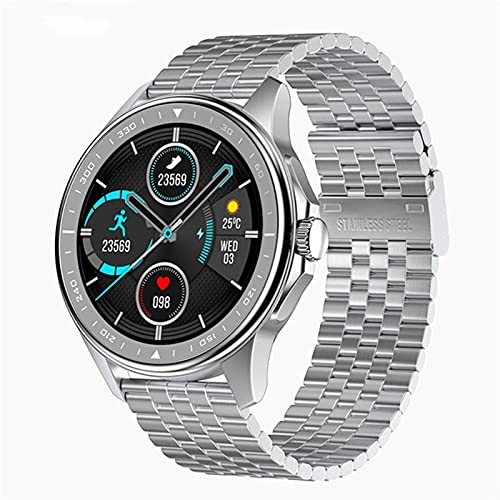 Ake 2021 Mode Herren SK3 Smart Watch Professionell Entworfene Top Ausgestattet Mit Herzfrequenz-Test-Schlaferkennung,A