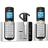 Best VTech Cordless Phone Headsets - VTech DS6671-3 DECT 6.0 Expandable Cordless Phone Review