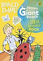 Roald Dahl's James and the Giant Peach Sticker Activity Book