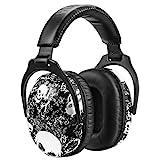 ZOHAN EM030 [Upgraded] Kids Ear Protection Safety Ear Muffs (Skull)