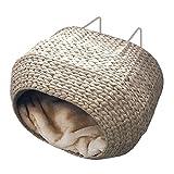 Katzenkorb für die Heizung