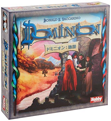 ドミニオン拡張セット 陰謀 (Dominion: Intrigue) (日本語版) カードゲームの詳細を見る