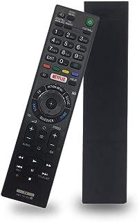 RMT-TX100D - Mando a Distancia Televisor Sony Bravia TV compatible con RMT-TX101, RMT-TX102U, KD-43X8301C..