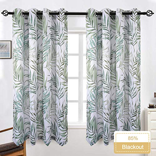 Jungle Print Curtains