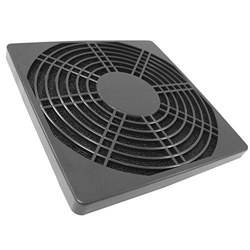 AAB Cooling Plastic Filter 140 Schwarz - 140x 140mm Lüfterabdeckung