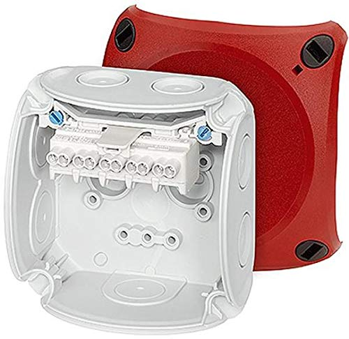Preisvergleich Produktbild Hensel Kabelabzweigkasten DK 0202 R