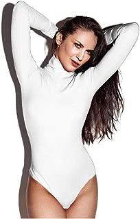 Best white bodysuit leotard Reviews
