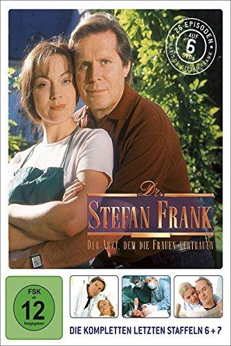 Dr. Stefan Frank - Staffel 6+7 (6 DVDs)
