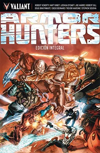 Armor Hunters (Valiant)