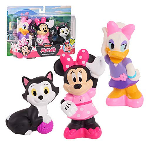 Minnie Mouse 3-Pack Water Squirters - Amazon Exclusive, Multicolor