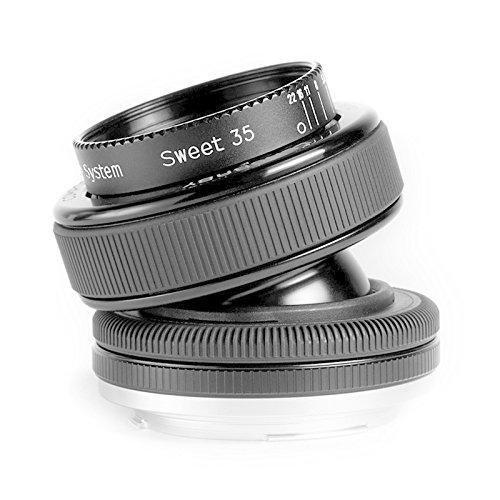Lensbaby Composer Pro mit Sweet 35 Optik Sony Alpha Tilt Objektiv