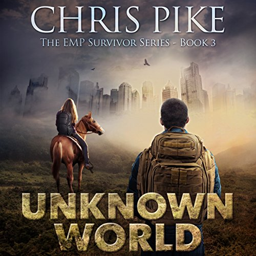 Unknown World audiobook cover art