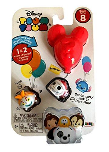 Tsum Tsum Disney Series 8 - Lock/Santa Jack/Tsumprise