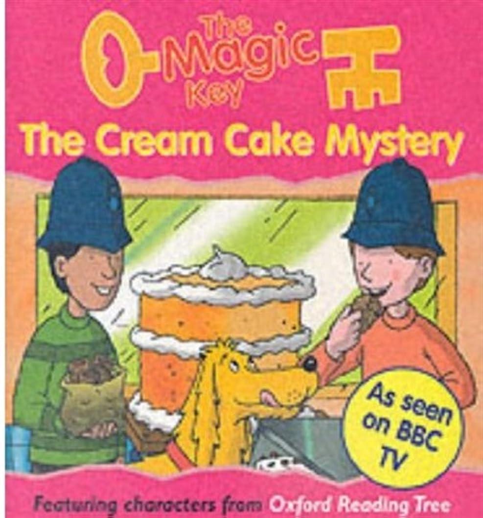 入札経済アナロジーThe Magic Key: Cream Cake Mystery (The magic key story books)