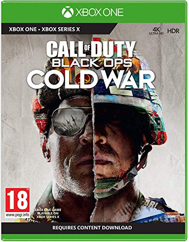 Activision Blizzard Call of Duty: Black Ops Cold War - Xbox One [Importación italiana]