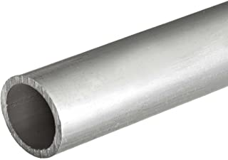 ALJ-91631 3 Length Aluminum 3 OD Wall Thickness: 0.065 HPS 3 OD 6061 Aluminum Straight Joiner with Bead Roll 16 Gauge