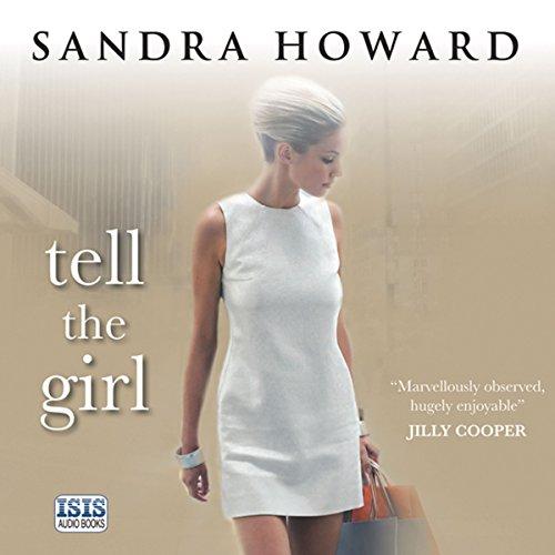 Tell the Girl audiobook cover art