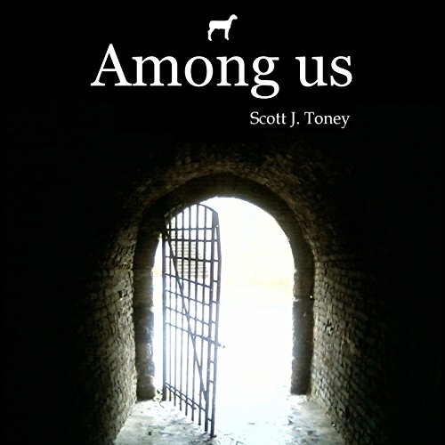Among Us audiobook cover art